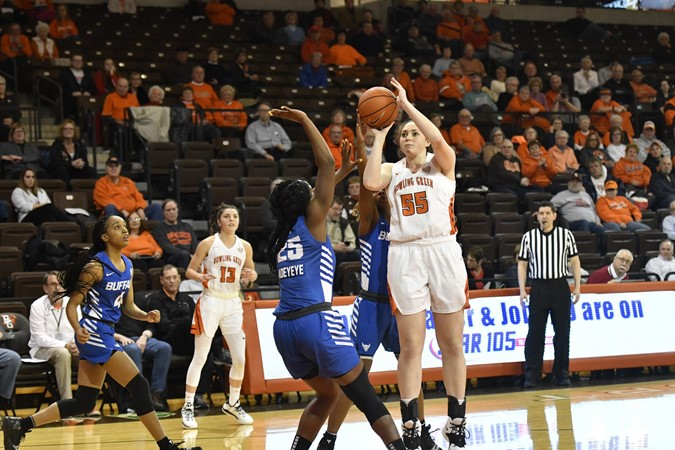 Falcons Face Flashes as MAC Schedule Heats Up - Bowling Green State University Athletics