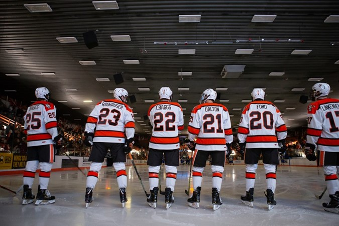 Bowling Green Ranked No. 15 In USCHO Poll - Bowling Green State University Athletics