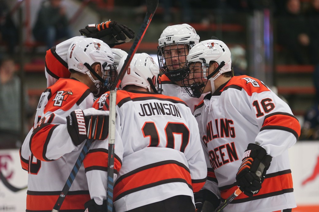 Title Time No 13 Falcons And No 2 Mavericks To Collide For Wcha