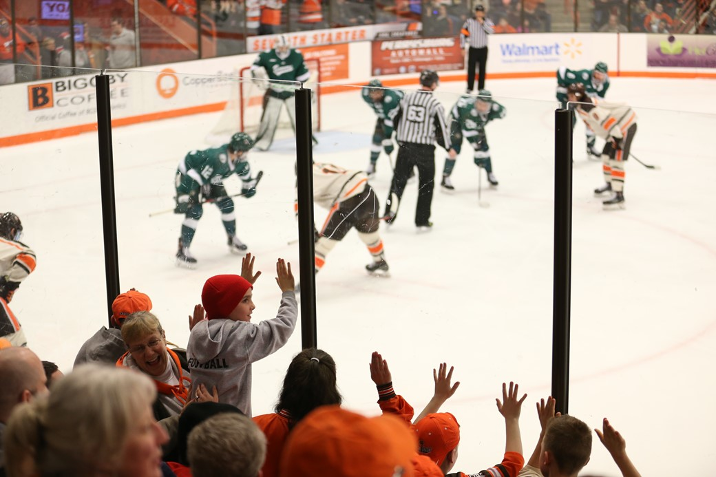 Bowling Green Hockey Unveils 2019 20 Schedule Bowling Green State